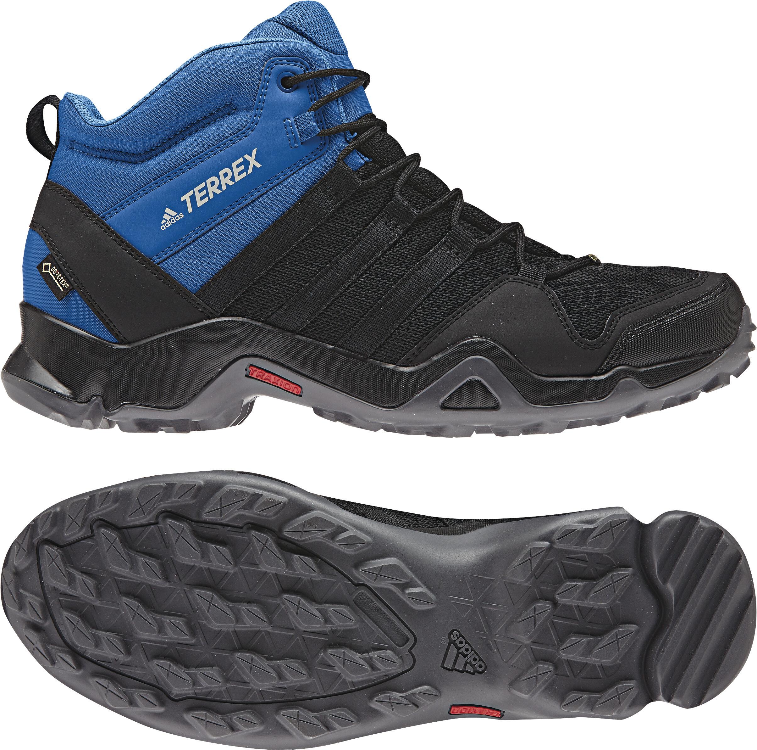 finest selection 8414c 571be adidas TERREX AX2R GTX Outdoor Mid-Shoes Men Core Black